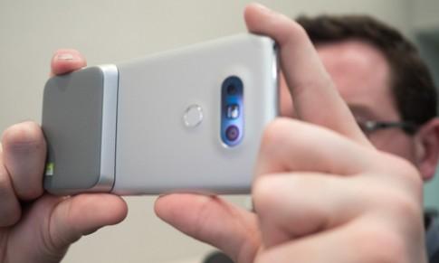 Tính năng nâng cấp phần cứng trên LG G5 hoạt động thế nào
