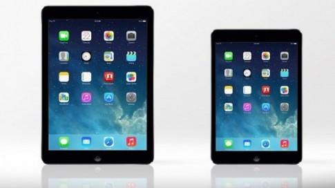 Tốc độ của iPad Mini Retina ngang bằng iPhone 5S