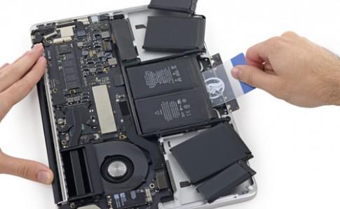 Tốc độ ổ SSD trên MacBook mới nhanh gấp đôi bản cũ