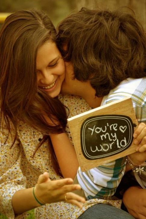 Tôi muốn anh mãi là hiện tại của tôi...