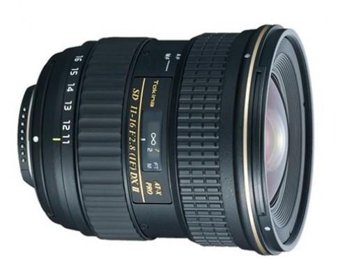 Tokina AT-X 116 PRO DX II lấy nét tự động với máy Nikon