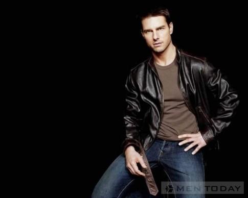 Tom Cruise và những chiếc jackets da nổi tiếng