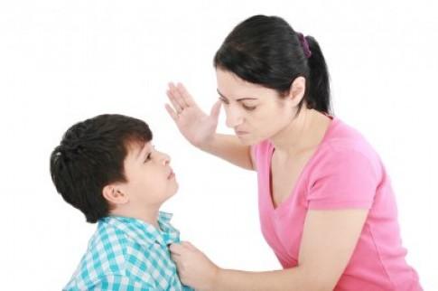 Tôn trọng con ngay cả khi bé mắc lỗi