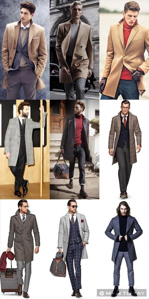 Tổng hợp xu hướng thời trang nam thu đông 2013 (P2)