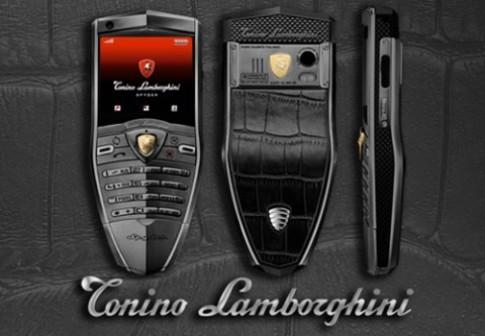 Tonino Lamborghini sắp tung phiên bản điện thoại mới tại VN