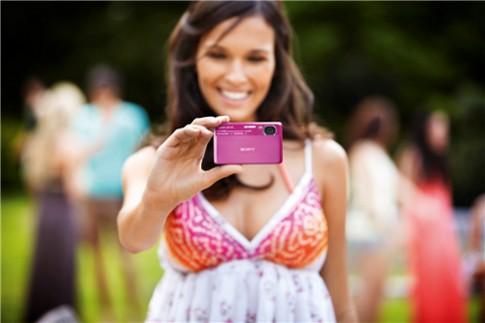 Top 5 máy ảnh compact cảm ứng