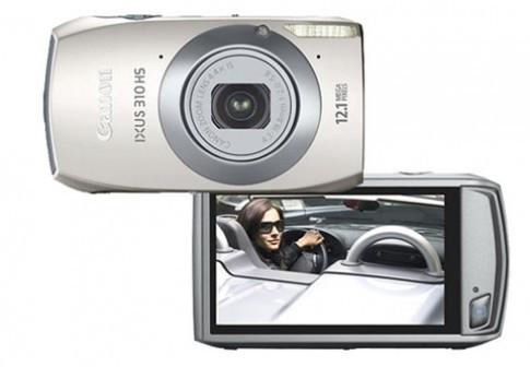 Top 5 máy compact quay video tốt