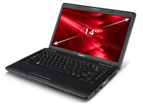 Toshiba, Dell 'đổ bộ' laptop tháng 7