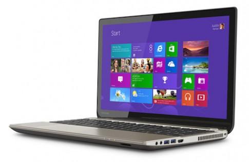 Toshiba giới thiệu laptop màn hình 4K giá khoảng 30 triệu đồng