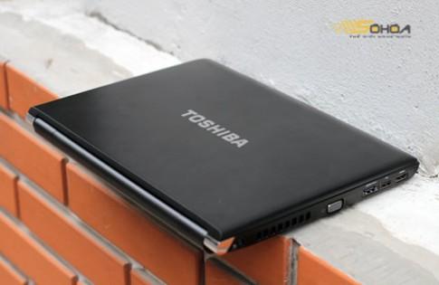 Toshiba Portégé R830 giá 31,5 triệu
