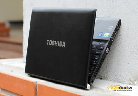 Toshiba Portégé R830 vs. Sony Vaio SB