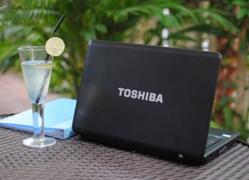 Toshiba ra bản Satellite Pro C640-1067U