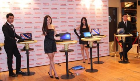 Toshiba ra mắt 4 dòng laptop Satellite 2014 tại Việt Nam