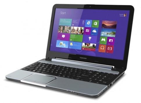 Toshiba ra ultrabook cảm ứng và laptop Windows 8 giá 600 USD