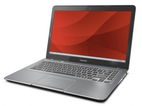 Toshiba ra ultrabook giá rẻ 699 USD