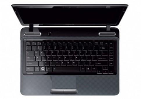 Toshiba Satellite L745 - laptop giải trí mạnh