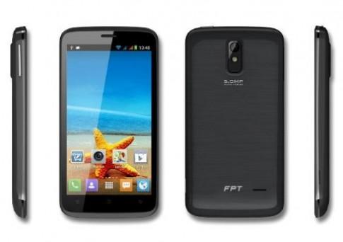 Trải nghiệm smartphone FPT F12
