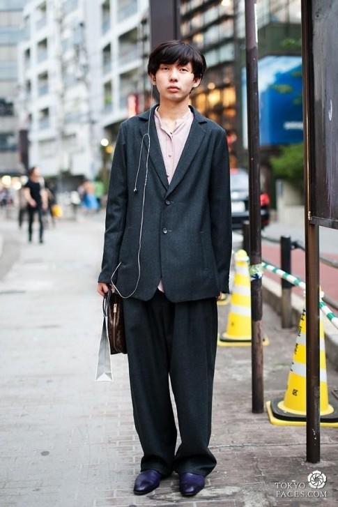 Trang phục không dành cho đàn ông trưởng thành