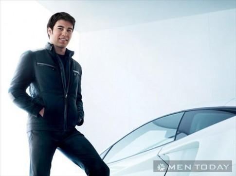 Trang phục từ McLaren cho chàng yêu tốc độ