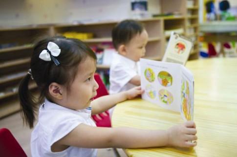 Trẻ em có thể biết đọc từ rất sớm