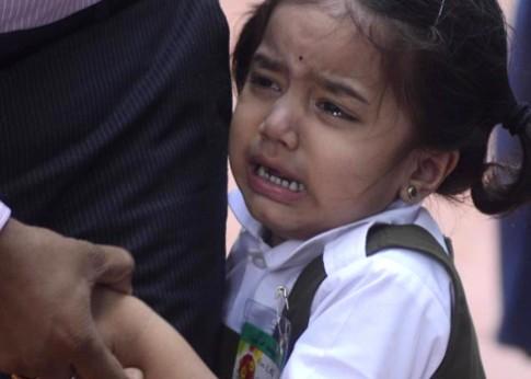 Trẻ không chịu đến lớp, coi chừng chứng rối loạn lo âu
