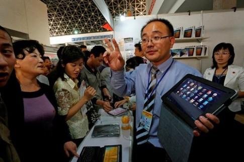 Triều Tiên tiếp tục cho ra mắt tablet Android không kết nối Internet