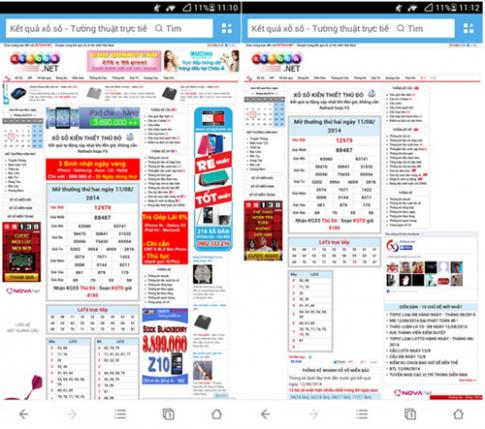 Trình duyệt chặn quảng cáo cho smartphone Android