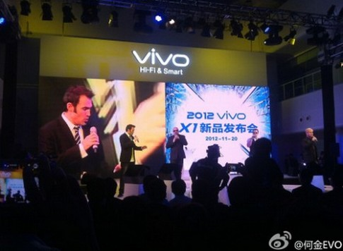 Trung Quốc lại xô đổ kỷ lục smartphone mỏng nhất thế giới
