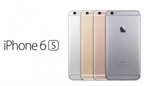 Trung Quốc sẽ bán iPhone 6S từ 18 đến 25/9