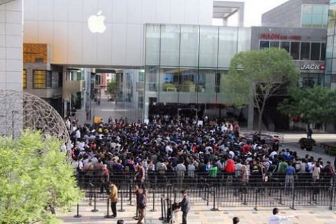 Trung Quốc thành thị trường smartphone lớn nhất thế giới