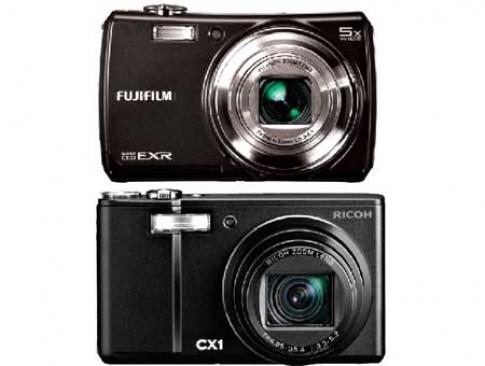 Tự chỉnh dải sáng động trên máy ảnh compact
