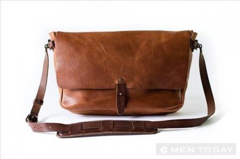 Túi da Vintage dành cho nam giới từ Whipping Post