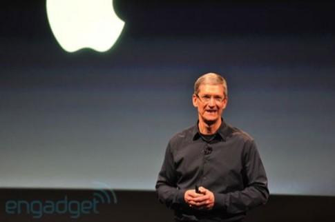 Tường thuật buổi ra mắt iPhone 4S