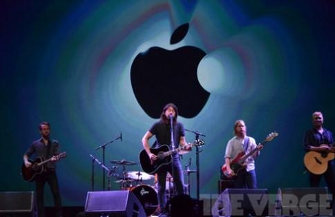 Tường thuật sự kiện ra mắt iPhone 5 và iPod thế hệ mới