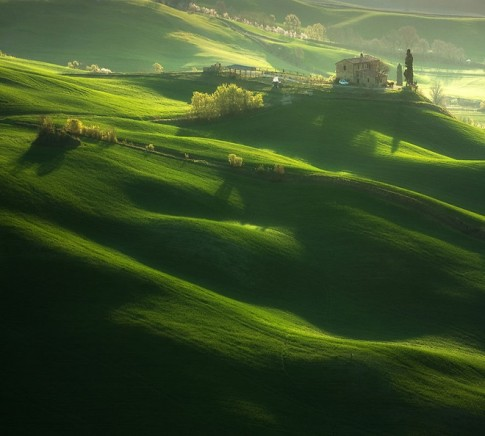 Tuscany tho mong nhu xu so than tien