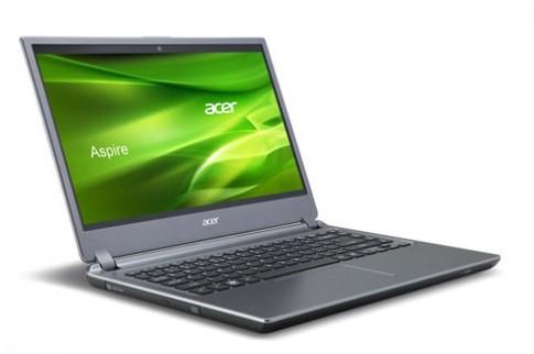 Ultrabook Acer Aspire M5 lên kệ tháng 6 tại Anh