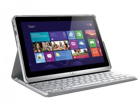 Ultrabook Acer có case chân đế như tablet
