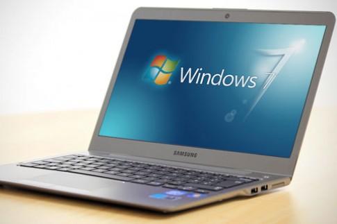 Ultrabook chạy Ivy Bridge đầu tiên của Samsung tại Việt Nam