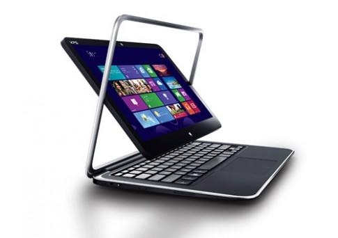 Ultrabook chạy Windows 8 đầu tiên của Dell giá 40 triệu đồng