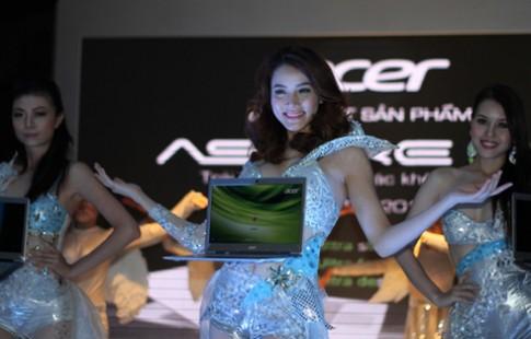 Ultrabook của Acer giá từ 20 triệu đồng