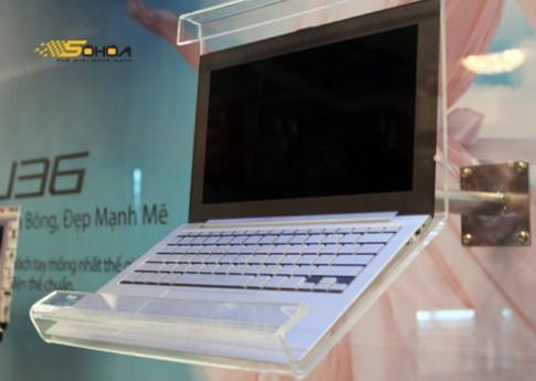 Ultrabook của Asus giá sẽ dưới 20 triệu