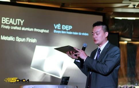 Ultrabook của Asus giá từ 26,6 triệu