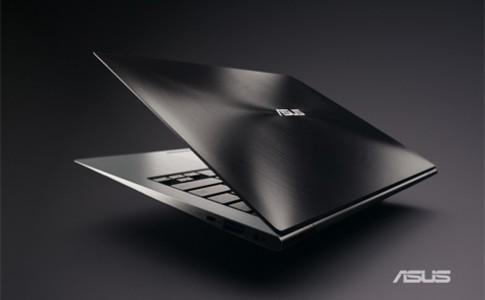 Ultrabook của Asus mang tên Zenbook, giá từ 999 USD