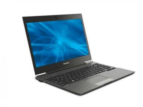 Ultrabook của Toshiba được nâng cấp Ivy Bridge