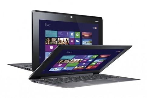 Ultrabook hai màn hình của Asus có giá từ 27 triệu đồng
