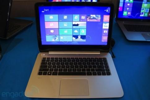 Ultrabook HP màn hình nét hơn cả MacBook Pro Retina