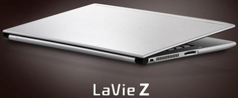 Ultrabook LaVie Z sẽ dùng chip Ivy Bridge