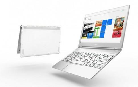 Ultrabook màn hình cảm ứng đầu tiên