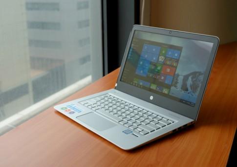 Ultrabook nặng 1,2 kg, màn hình siêu nét của HP