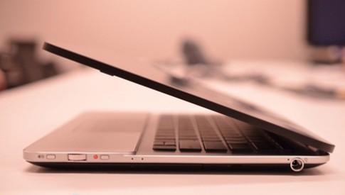 Ultrabook Spectre của HP lộ diện